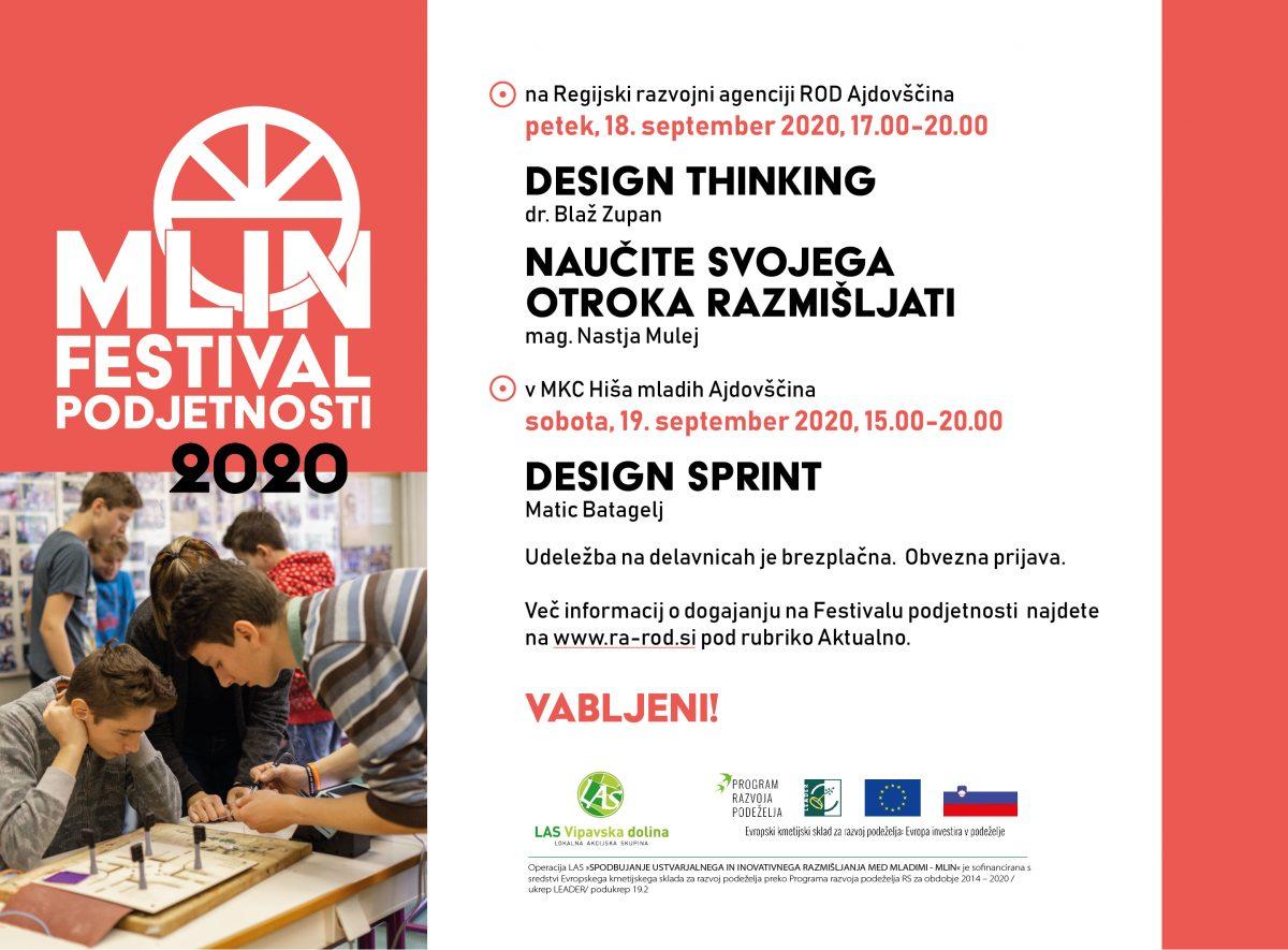 Festival podjetnosti v Ajdovščini