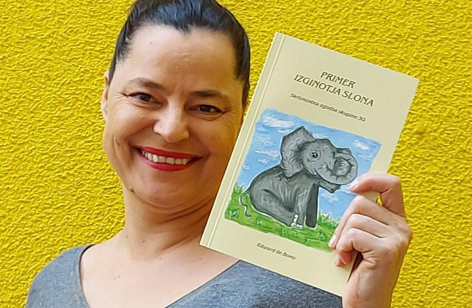 Primer izginotja slona: berem detektivko za otroke